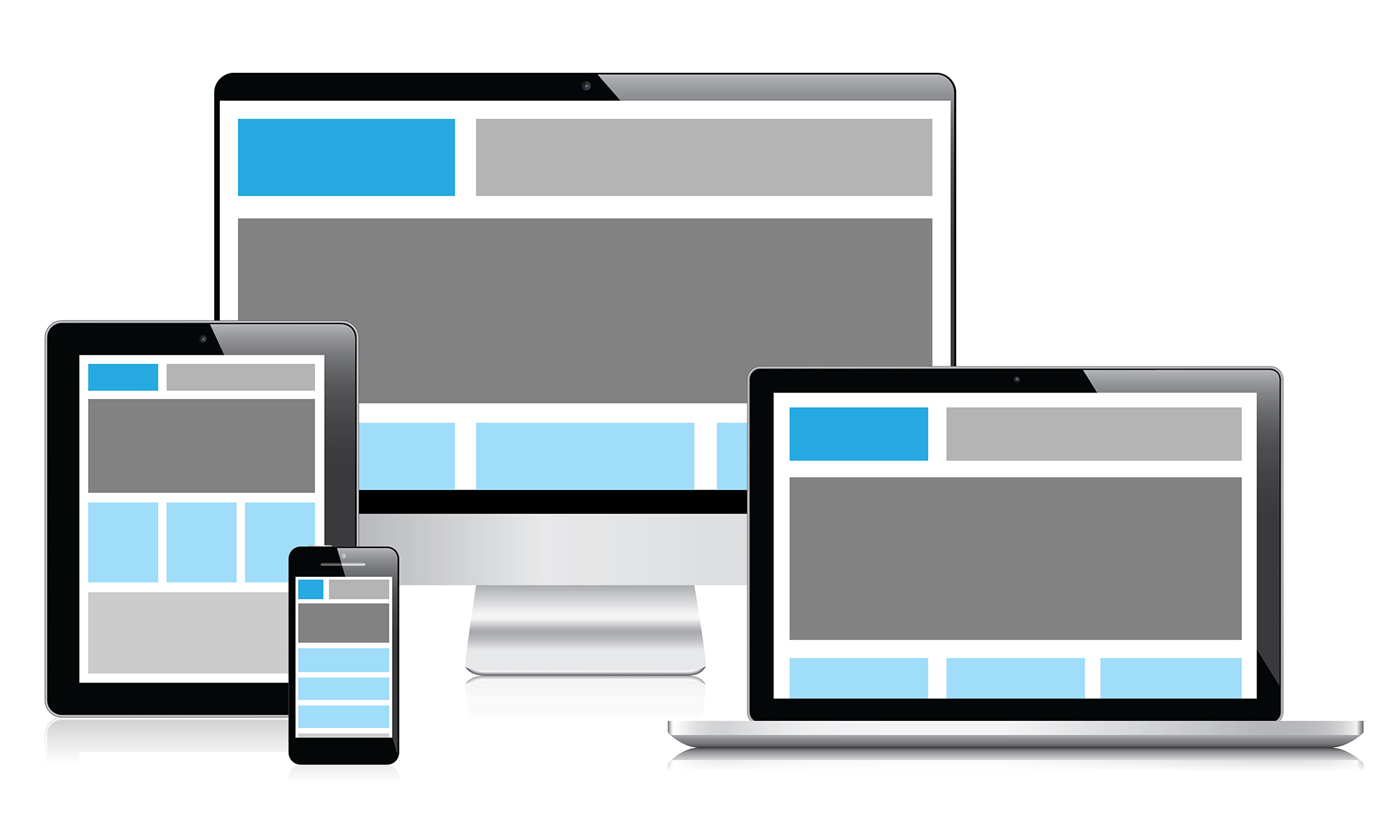 responsive webdesign layout